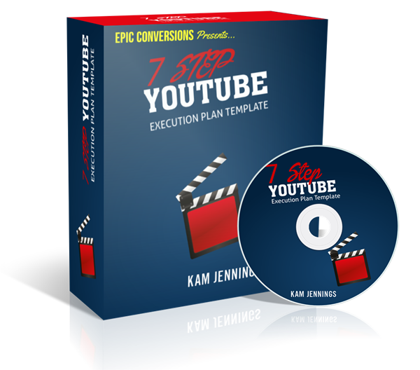 Free 7 Step YouTube Execution Plan!